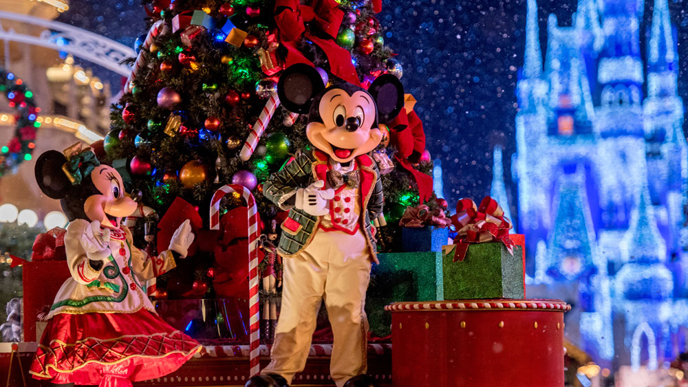 Disney's Ultimate Christmastime Package