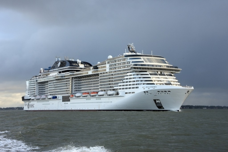 Spain, France, Italy! Mediterranean Cruises on MSC Bellissima